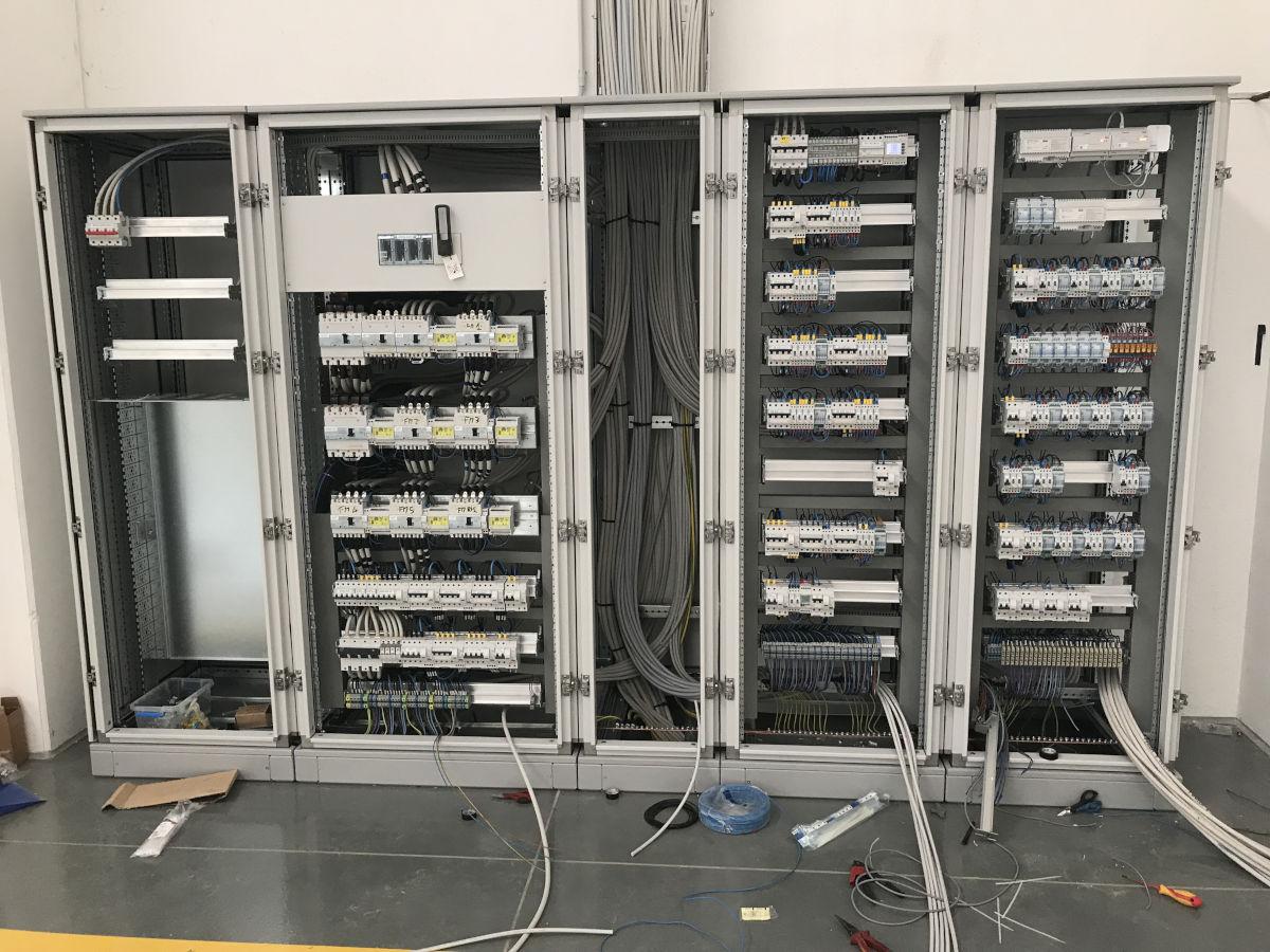 Impianto Elettrico Centro Commerciale