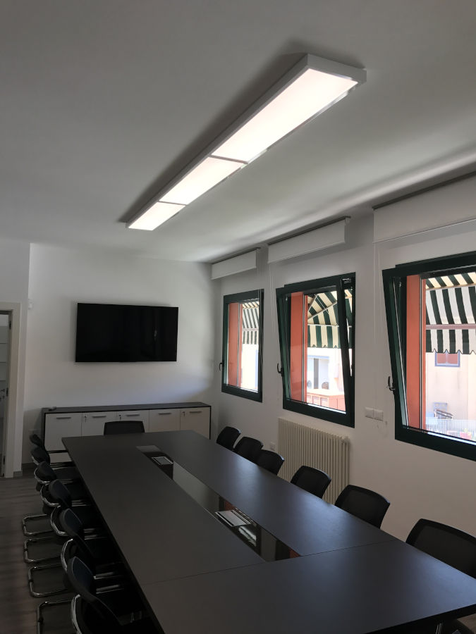 Impianto Elettrico Uffici